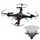 XS-1 Mini 2.4GHz 4-CH R/C Quadcopter w/ 6-Axis Gyro / 360' Tumble / 360' Rotation / LED Light