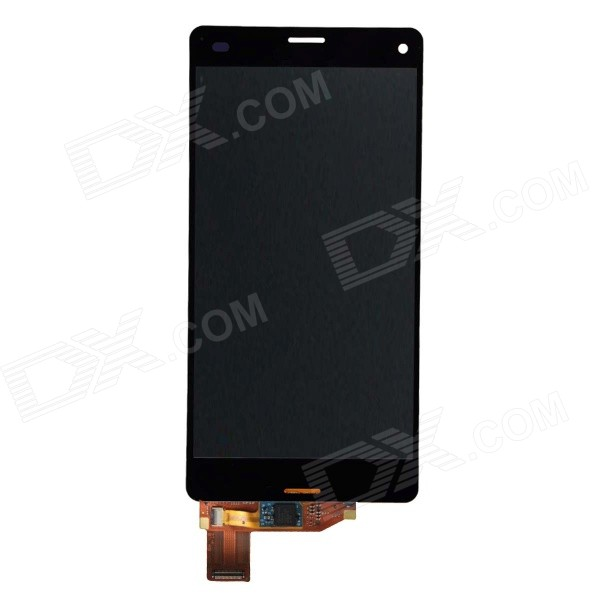 Replacement Mini LCD Display Touch Screen for Sony Z3 Mini - Black