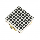 Jtron MAX7219 LED Dot Matrix Display Module for Arduino - Red + Black