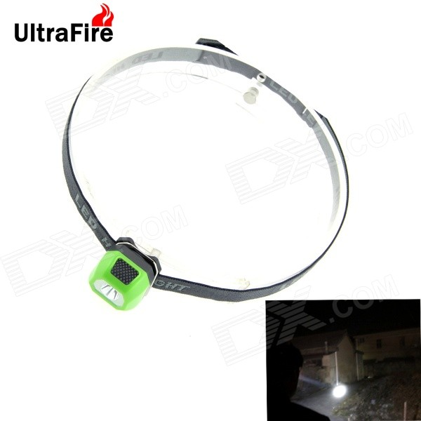 UltraFire NH Mini LED Waterproof Ourdoor Cap Clip Headlight (3V)