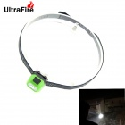 UltraFire NH Mini LED Headlamp Waterproof Ourdoor Cap Clip Headlight (3V)