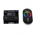 RF Wireless LED Controller w/ Touch Control for RGB Light Strip