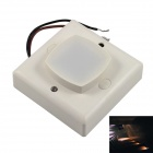 3W LED Intelligent Sound / Light Control 3000K 160lm Warm White Lamp