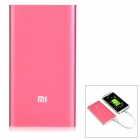 Xiaomi NDY-02-AM Universal 5000mAh Mobile Power Bank w/ USB Output & LED Indicator - Deep Pink