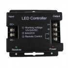 LED White / Warm White LED Controller w/ Remote Control (12~24V)