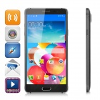 "N9588 MTK6592 Octa-core Android 4.4.2 WCDMA Bar Phone w/ 5.7"" IPS, GPS, Wi-Fi - Black (EU Plug)"