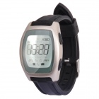 NEJE BSW-05 Bluetooth V4.0 Smart Watch w/ Anti-Lost / Motion Tracking / Calling + More - Black