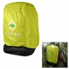 HARLEM Outdoor Sports Mountaineering Rain Cover for 60~80L Backpack Bag - Apple Green