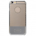 USAMS IP6FD02 Electroplating PC Back Cover Case for IPHONE 6 - Silver