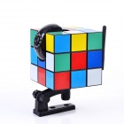 Rubik Cube Style 720P CMOS 1.3MP 10-LED P2P Network IP Camera (US Plug)