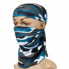 UV Protection Seamless Headband / Face Mask / Neck Scarf - Camouflage