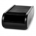 Pull Style Vehicle Storage Box - Black