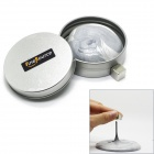 FineSource Magnetic Crazy Thinking Putty Silly Strong Magnet Desk Education Toy - Silver