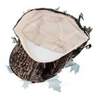 Outdoor UV Protection CS War Game Jungle Camo Leaf Cap - Camouflage
