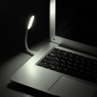 0.5W 30lm Белый 6-LED USB 2.0 Night Light - Белый