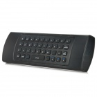 2.4GHz Motion Sensing Air Mouse + Remote Control - Black
