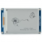 "Waveshare 4.3"" E-ink LCD Display Module Supports SD for Arduino / Raspberry Pi - Blue"