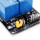 DIY 5V 2-CH Relay Module Blackboard