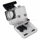 Sport Waterproof ABS Case for GoPro Hero 4 - White + Black