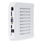 Cotier N16-Mini/H 16CH HD Mini NVR System - White (EU Plug)