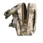 Multifunctional Water-resistant Nylon Waist Bag - Camouflage