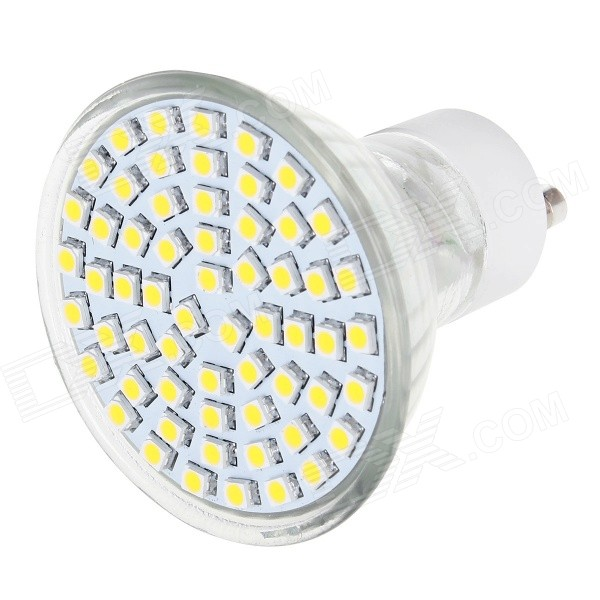 GU10 7.5W 3000K 570lm SMD 3528 Warm White Lamp (110~240V)