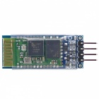 HC-06 Serial Port Passthrough Wireless Slave Transceiver Bluetooth Module for Arduino