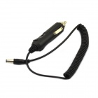 Jtron DC 5.5 x 2.1mm 12V Car Cigarette Lighter Charger - Black