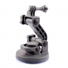 PANNOVO 4-in-1 Suction Cup Car Mount Holder for GoPro Hero 4 / 3+ / 3 / 2 / SJ4000