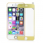FineSource Electroplating Colorful Toughened Membrane for IPHONE 6 4.7""
