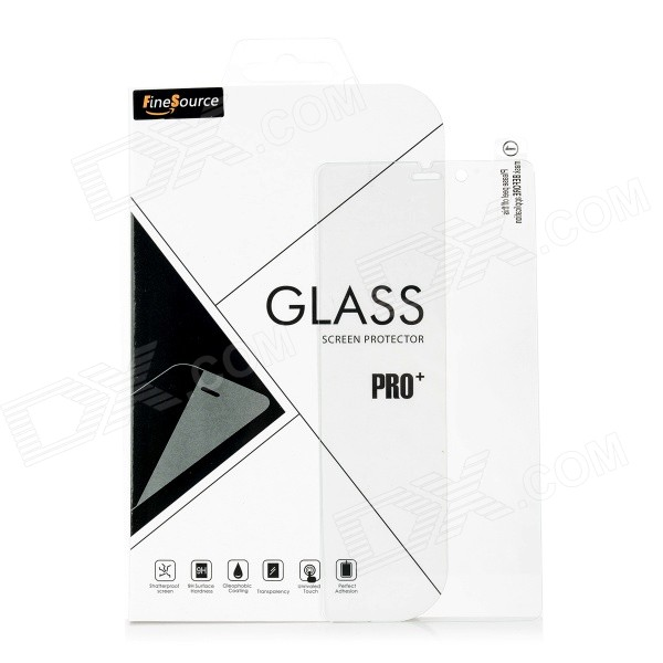 FineSource Clear Tempered Glass Screen Protector Guard for Xiaomi Note - Transparent