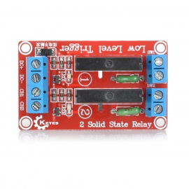 2-CH 5V Solid-state Relay for Arduino