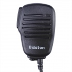 Baiston BST-008 Handheld Microphone for Walkie Talkie - Black