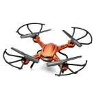 JJRC H12C 2.4GHz 4-CH 6-axis Quadcopter w/ Gyro / Headless Mode / 1-key Course Reversal - Orange