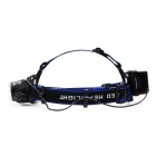 ZHISHUNJIA XQ19-T6 800lm XM-L2 T6 Cold White 3-Mode Zooming Headlamp
