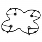 Replacement ABS Protection Cover for Hubsan FPV Quadcopter Aircraft - Black