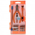 JAKEMY JM-8136 40-in-1 Repairing Screwdrivers Set for Cellphone / PC