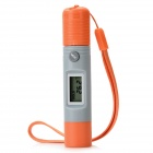 "DT8230 0.8"" Screen Mini Portable IR Thermometer w/ Strap (2*L1154)"