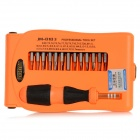 Buy JAKEMY JM-8103 28-in-1 Repairing Screwdrivers + Tweezers Set Digital Devices - Orange Black
