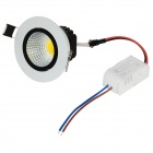 9W 3000K 480lm COB Warm White Lamp (85~265V)
