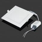 12W 3000K 1190lm SMD 2835 Warm White Ceiling Lamp (85~265V)