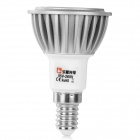 LeXing Lighting E14 6W 320lm 3500K COB LED Warm White Lamp (85~265V)