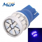 MZ T10 1.8W Car LED Clearance Lamp Blue Light 18-3014 SMD 216lm 440~480nm (12V)