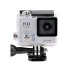 "EOSCN 30M Waterproof 1080P Full HD 2"" LCD 12.0MP CMOS Wi-Fi Sports Camera - Silver"