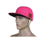 roze BM011 bluetooth smart platte hip-hop cap w / hands-free bellen