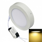 Buy JIAWEN 12W LED Round Ceiling Panel Light Warm White 3200K 960lm SMD 2835 - (AC 85~265V)
