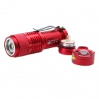 ZHISHUNJIA SK68XPE 1-LED 400lm Cold White Light Flashlight