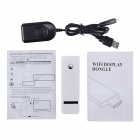 Aoluguya Wireless HDMI TV-visning Speiling Dongle Miracast / DLNA / Airplay for Smart Phone / Tablet