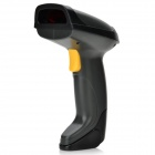 2.4GHz Wireless Visible Laser Barcode Scanner - Black and Grey - Scanners Computers/Tablets and Networking