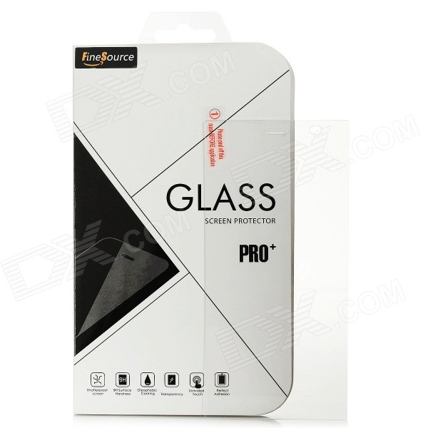 FineSource Premium Tempered Glass Clear Beskyttelsesvern Guard for Xiaomi 3
